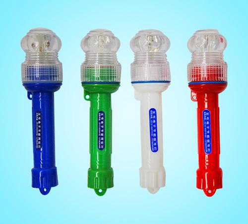 5号电池节能LED诱鱼灯 多功能指示灯